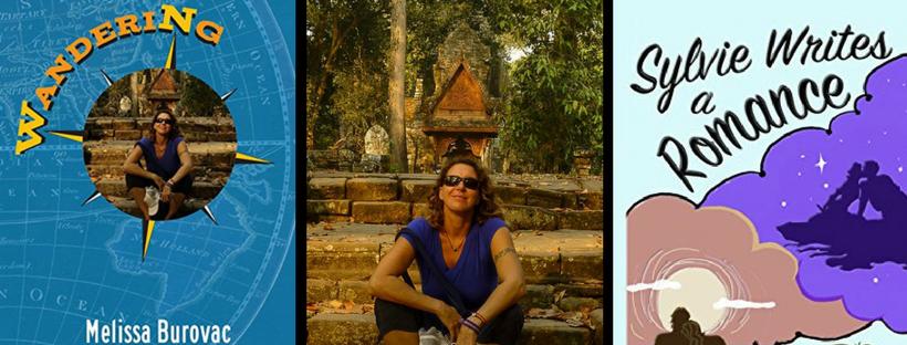 Melissa Burovac, author